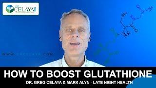 What about Glutathione? Late Night Health Radio - Mark Alyn.