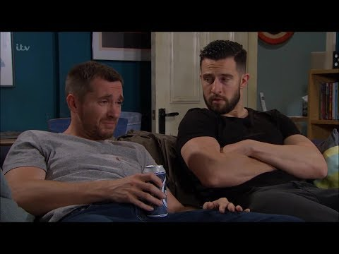 Emmerdale - Ross and Pete have a heart-to-heart (HD)