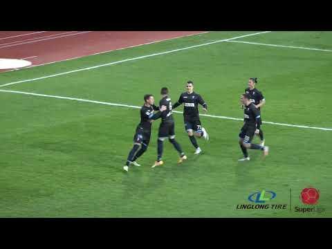 Spartak Subotica FK Vozdovac Goals And Highlights