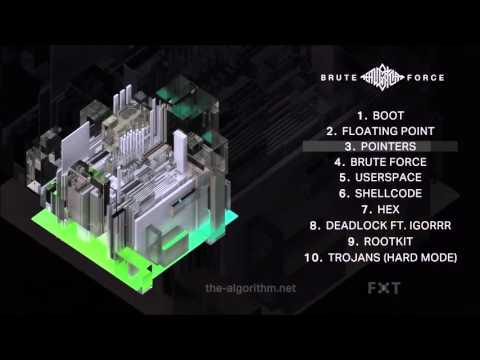 The Algorithm - Brute Force // FULL ALBUM (2016)