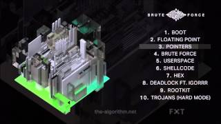 Video The Algorithm - Brute Force // FULL ALBUM (2016) download MP3, 3GP, MP4, WEBM, AVI, FLV November 2018