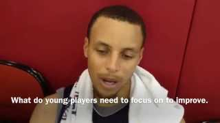 nba stars offer advice to young players looking to improve their game