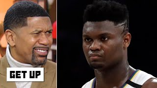 Jalen Rose ranks Luka Doncic & Jayson Tatum ahead of Zion on top young NBA players list | Get Up