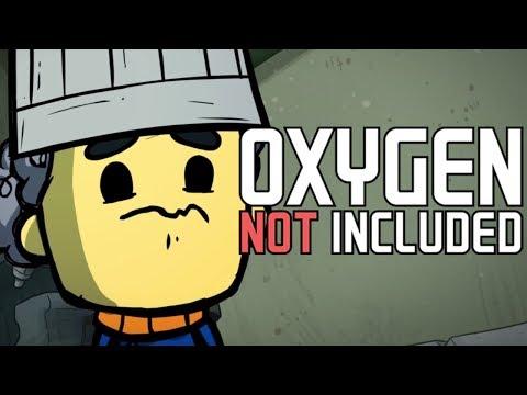 ПРОИЗВОДСТВО УДОБРЕНИЙ!  16  Oxygen Not Included: Ranching Upgrade Mark 2