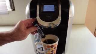 Keurig 2.0 Coffeemaker K450 Product Review & Hack To Use Your Regular Coffee