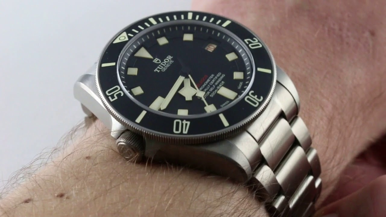 tudor pelagos lhd m25600tn 0001 luxury watch review youtube. Black Bedroom Furniture Sets. Home Design Ideas