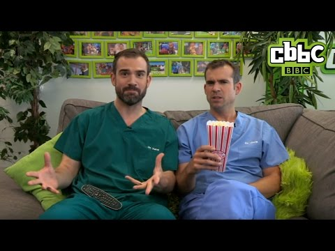Dr Chris and Dr Xand watch Operation Ouch - CBBC