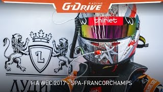 Qualifying | 6 Hours of Spa-Francorchamps 2017 | G-Drive Racing