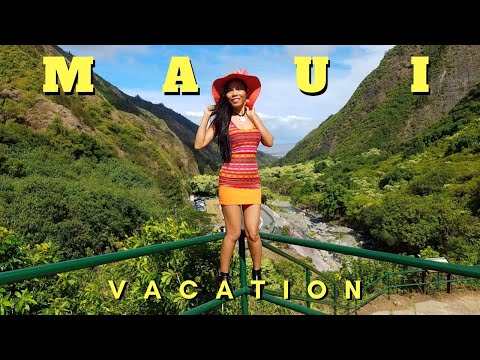 MAUI HAWAII 4K - DJI DRONE - SONY AX53 - WESTIN MAUI RESORT & SPA