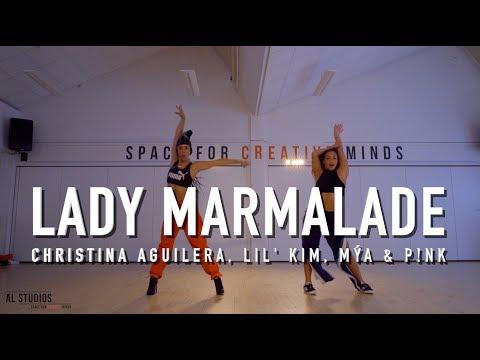 LADY MARMALADE - CHRISTINA AGUILERA, LIL' KIM, MYA, P!NK // Taya Shawki Choreography
