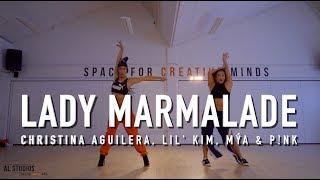 LADY MARMALADE - CHRISTINA AGUILERA, LIL