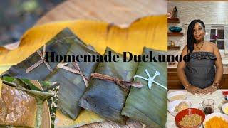 Jamaican Homemade duckunoo