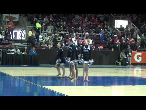 2015 AIA Spiritline Arizona State Championships - HD