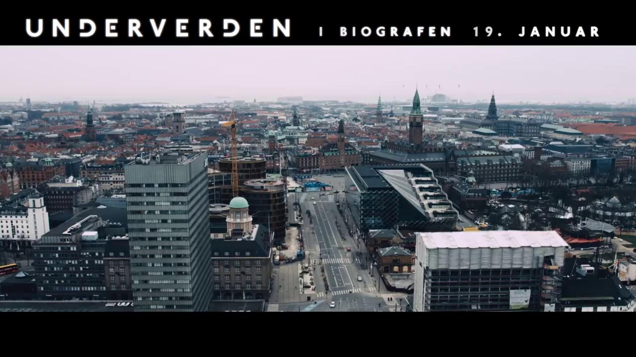 UNDERVERDEN kort trailer - biografpremiere 19. januar