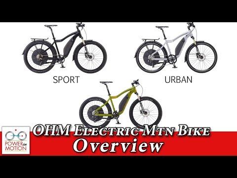 2017 OHM Electric Mountain Bike Review | Bionx | ebike Calgary, Alberta | electric bike Calgary