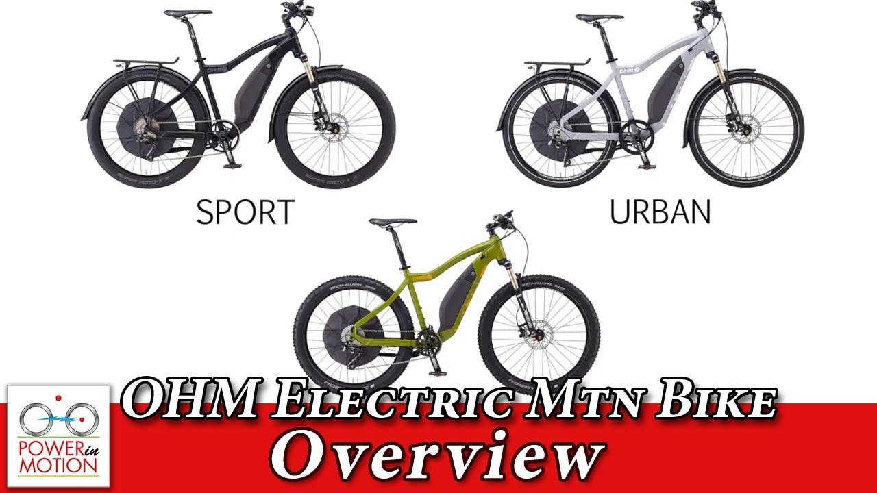 2017 OHM Electric Mountain Bike Review   Bionx   ebike Calgary, Alberta    electric bike Calgary