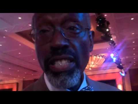 "DimeTV - Hall Of Famer Tom ""Satch"" Sanders"
