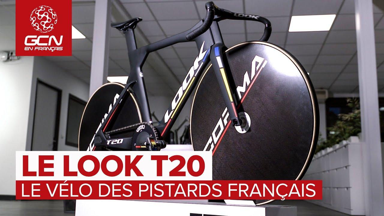 Présentation du vélo LOOK T20