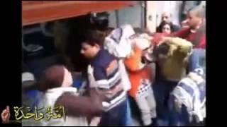 اغتصاب بنات ازهر عينى عينك فى محل من الشرطه المصري