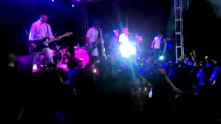 The Adicts mexico 2013 - Mary Whitehouse