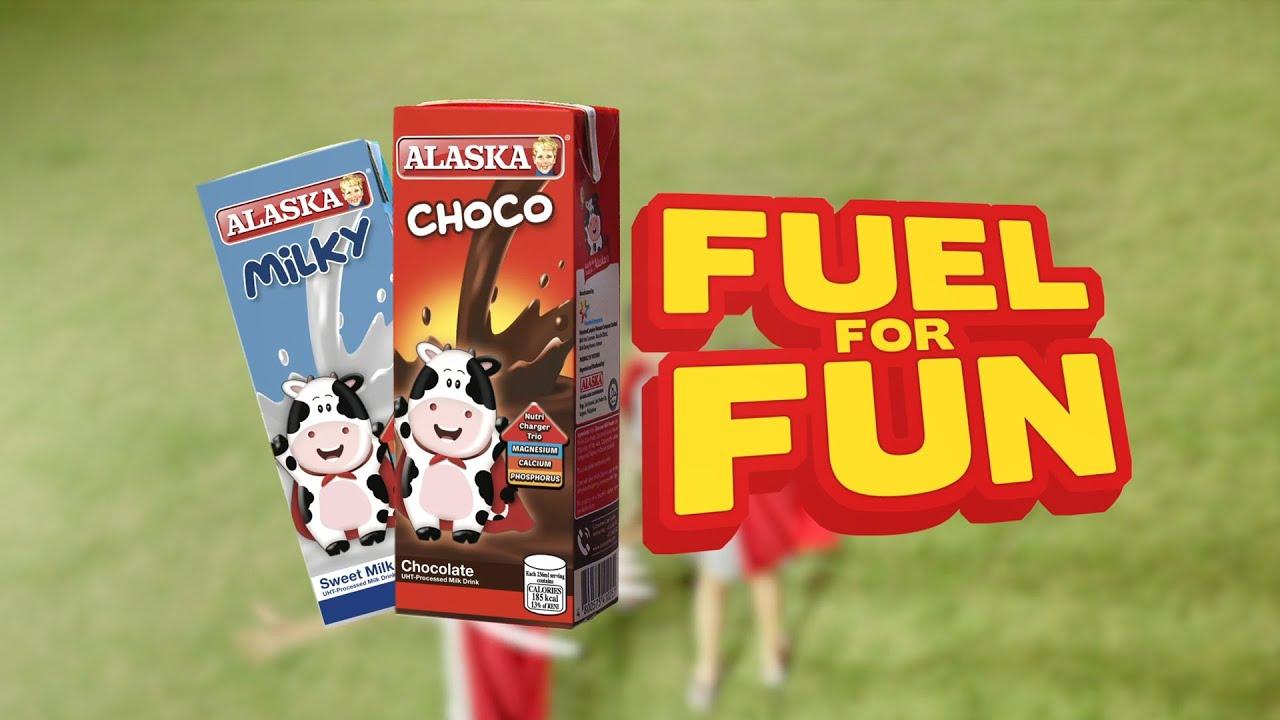 Power Up Playtime! | Bisaya | Alaska Choco and Alaska Milky