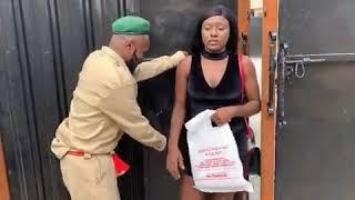 Officer Jato - Green Eagle (Nedu Wazobia FM - Alhaji Musa)
