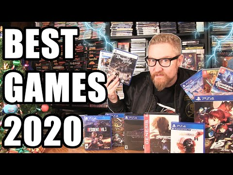 BEST GAMES OF 2020 - Happy Console Gamer
