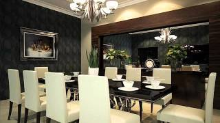 Dining Room Decorating Ideas I Lliving And Dining Rroom Decorating Ideas
