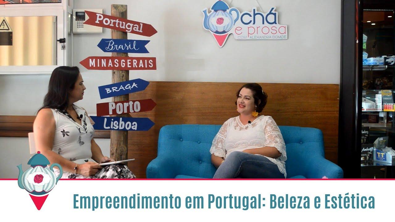 EMPREENDIMENTO EM PORTUGAL: BELEZA E ESTÉTICA