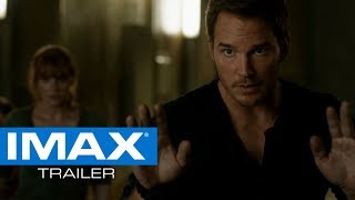 Jurassic World: Fallen Kingdom IMAX® Trailer #2