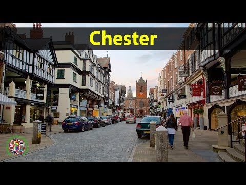 Best Tourist Attractions Places To Travel In UK-England | Chester Destination Spot