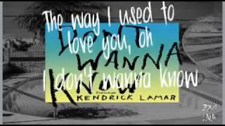 Download Lyric Don't Wanna Know - Maroon 5 by Zona Lirik Mp3