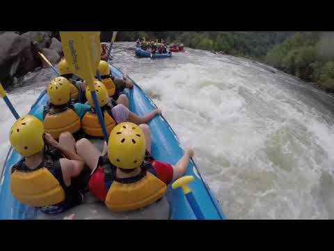 2015 WHITEWATER RAFTING CARNAGE VIDEO on Ocoee, Gauley, Yough Rivers, and more (Copy)