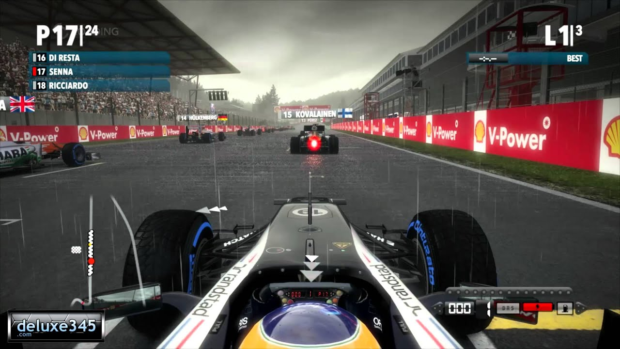 f1 2012 video game gameplay pc hd youtube. Black Bedroom Furniture Sets. Home Design Ideas