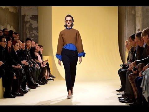 marni fall winter 20162017 full fashion show