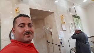 Adzan ,Imam Masjid.  Ustadz Harun Abdul Malik di KSA
