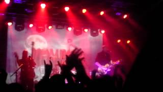 Devin Townsend Project - Colonial Boy & Vampira (Live @ The Circus, Finland)