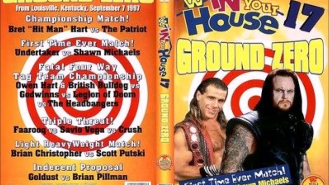 WrestleRant Edition #440: WWE In Your House 17 - Ground Zero Review ...
