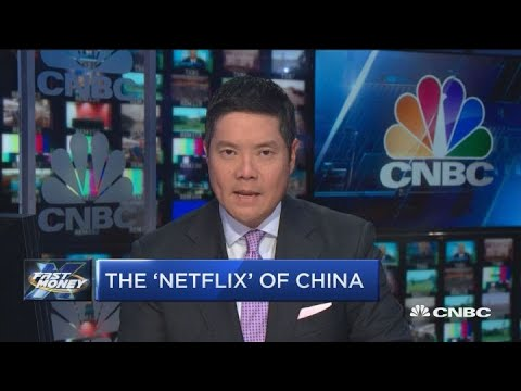 The Netflix of China is on fire this year, but what is it?