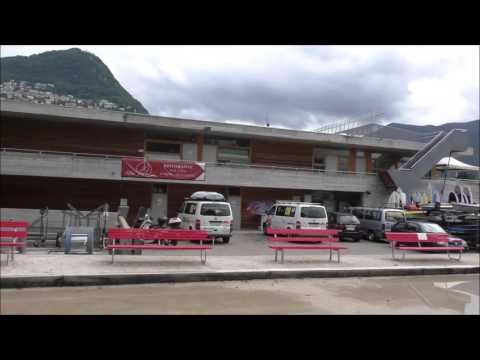 EXPLORING LUGANO SWITZERLAND 2015 Part 2
