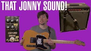 That Jonny Sound... Lace Sensor Pickup Demo and Tone Discussion by Joe Edelmann