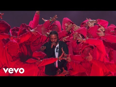 Kendrick Lamar-Performance(LIVE From The 60th GRAMMYs ®)