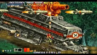 AC Metal slug 6 All stage no die clear (no death)