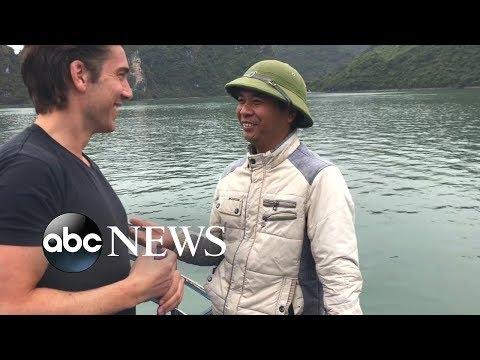 Experiencing the beauty of Vietnam's Ha Long Bay