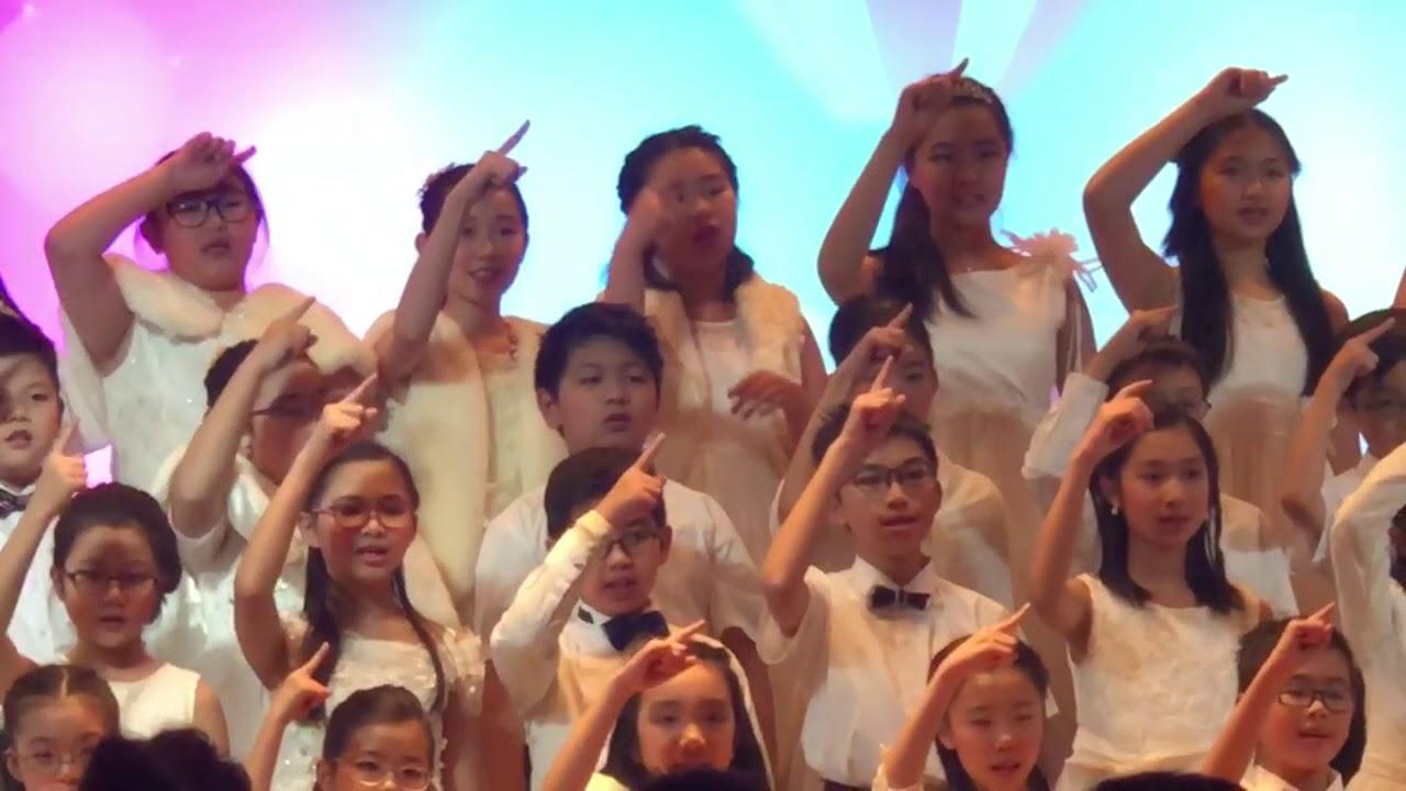 九龍城浸信會禧年小學30週年校慶表演 - YouTube
