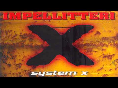 Impellitteri - CD System X - Full