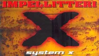 Impellitteri - CD System X - Full