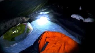 Pystymettä26-28.10.2012 Mikkeli Nyt sitä ollaan teltassa nukkumaan menossa.