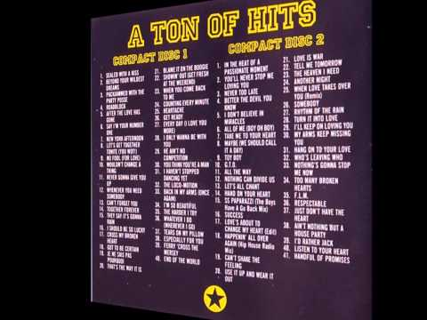 Stock, Aitken And Waterman A Ton of Hits   The Hit Factory Vol 4  cd 2