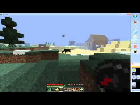 Sumiu minha casa!!! Minecraft (Dragonde10).